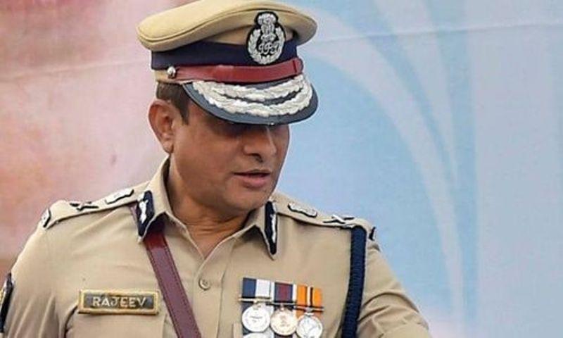 Former Kolkata Police Chief Rajeev Kumar Moves Supreme Court