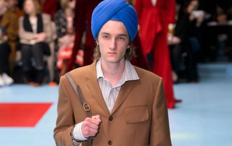 Gucci's 'Indy Full Turban' Draws Backlash