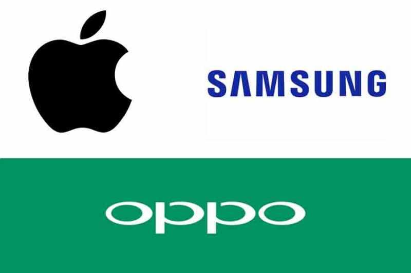 Gen Z Prefers OPPO, Samsung, Apple