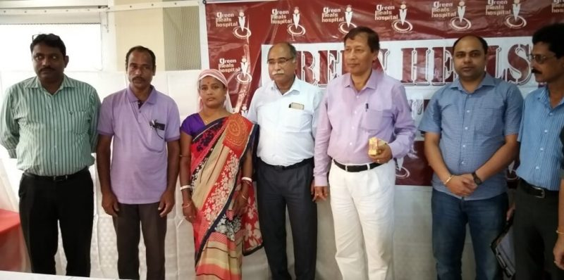 Barak Valley's First Brain Surgery Carried Out At Green Heals Hospital