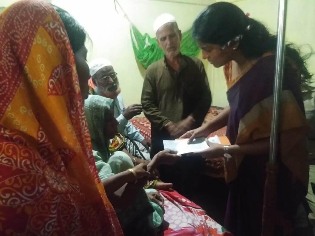 Hailakandi Deputy Commissioner Keerthi Jalli appeals to maintain peace, communal harmony