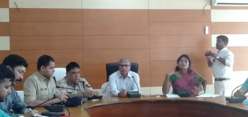 Do Not Panic But Cooperate WithAdministration: Hailakandi Administration