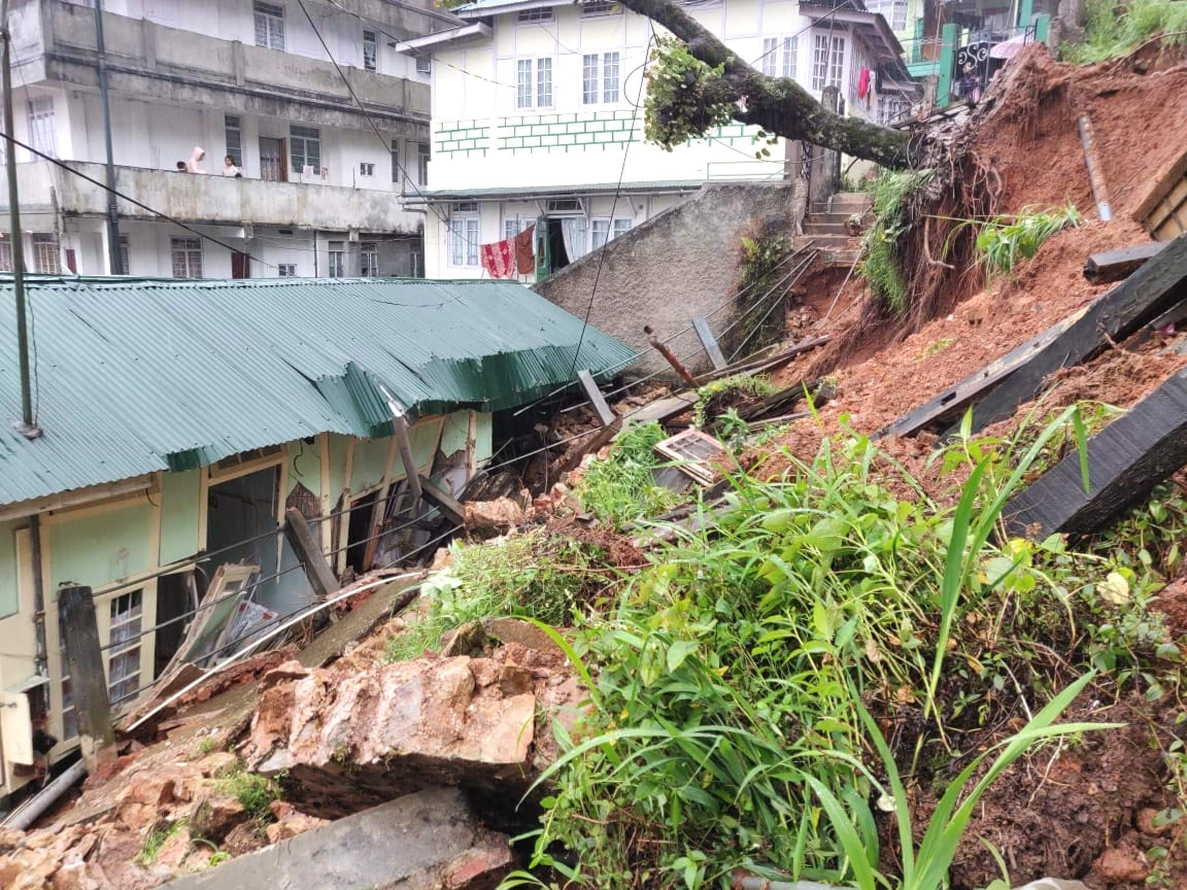 12 blocks in 21 villages affected during cyclone Fani in Meghalaya