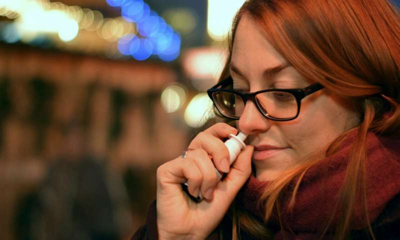 Fast-Acting Nasal Spray Can Help Treat Depression: Study