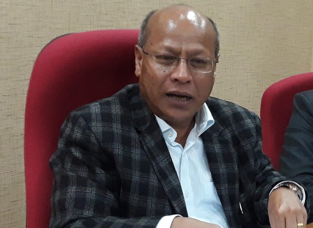 'KHADC imbroglio will be resolved' says Deputy Chief Minister of Meghalaya Prestone Tynsong