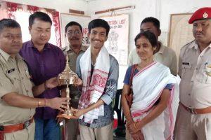 Rameswar Dhanowar English Academy