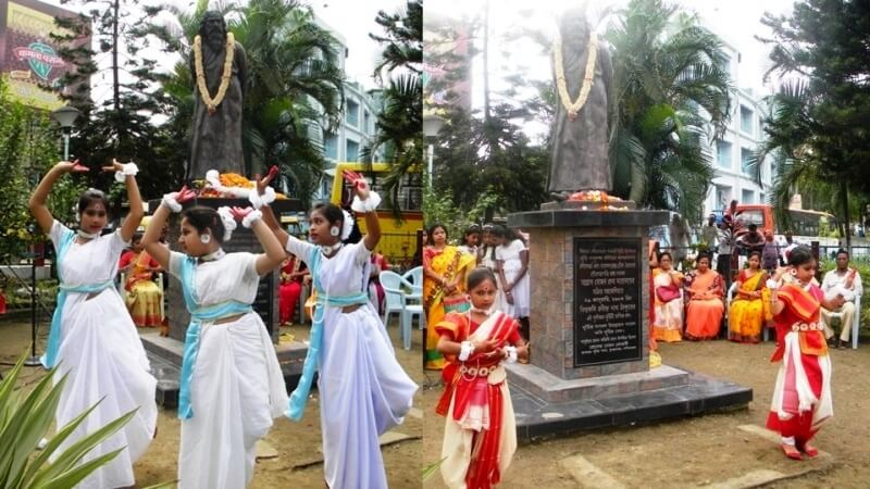 Rabindra Jayanti celebrated with full devotion and dedication in Silchar