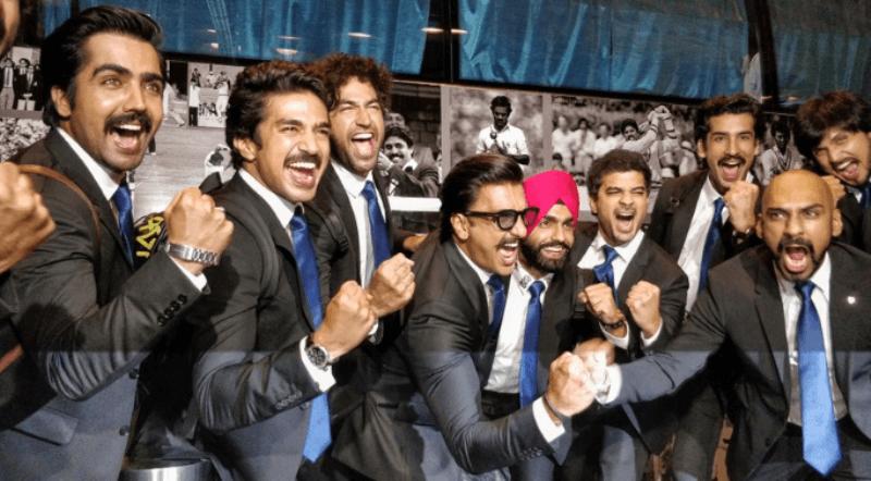 Ranveer Singh Starrer 83 Team Starts Shooting In London ParallelTo The World Cup 2019