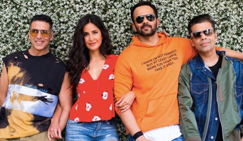 'Sooryavanshi Seemed Like An Apt Film For Both of Us', Says Rohit Shetty On Working With Katrina Kaif