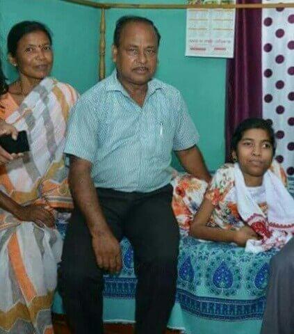 Divyanga girl Rupshikha Nath overcomes all odds to shine in Higher Secondary examination, 2019