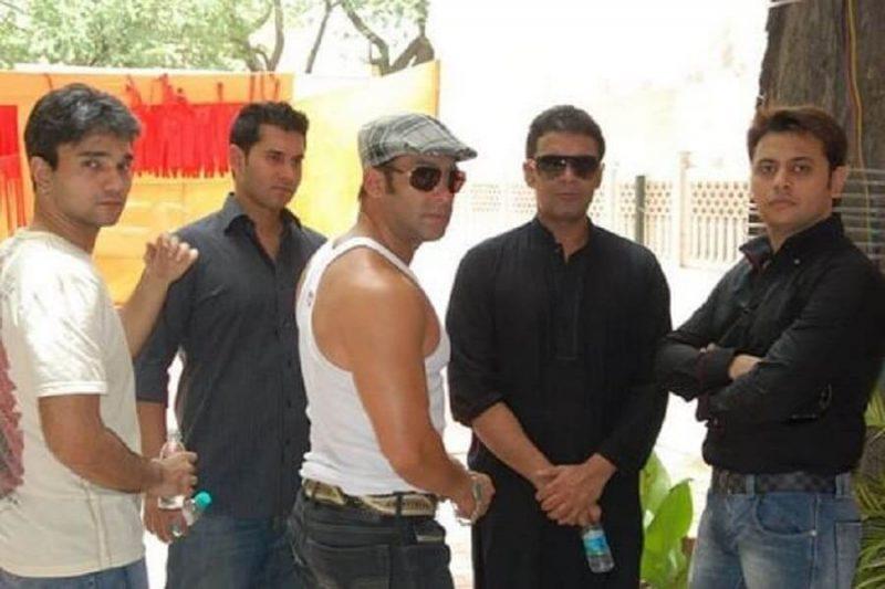 When Salman Khan Sported Ganji At Wedding