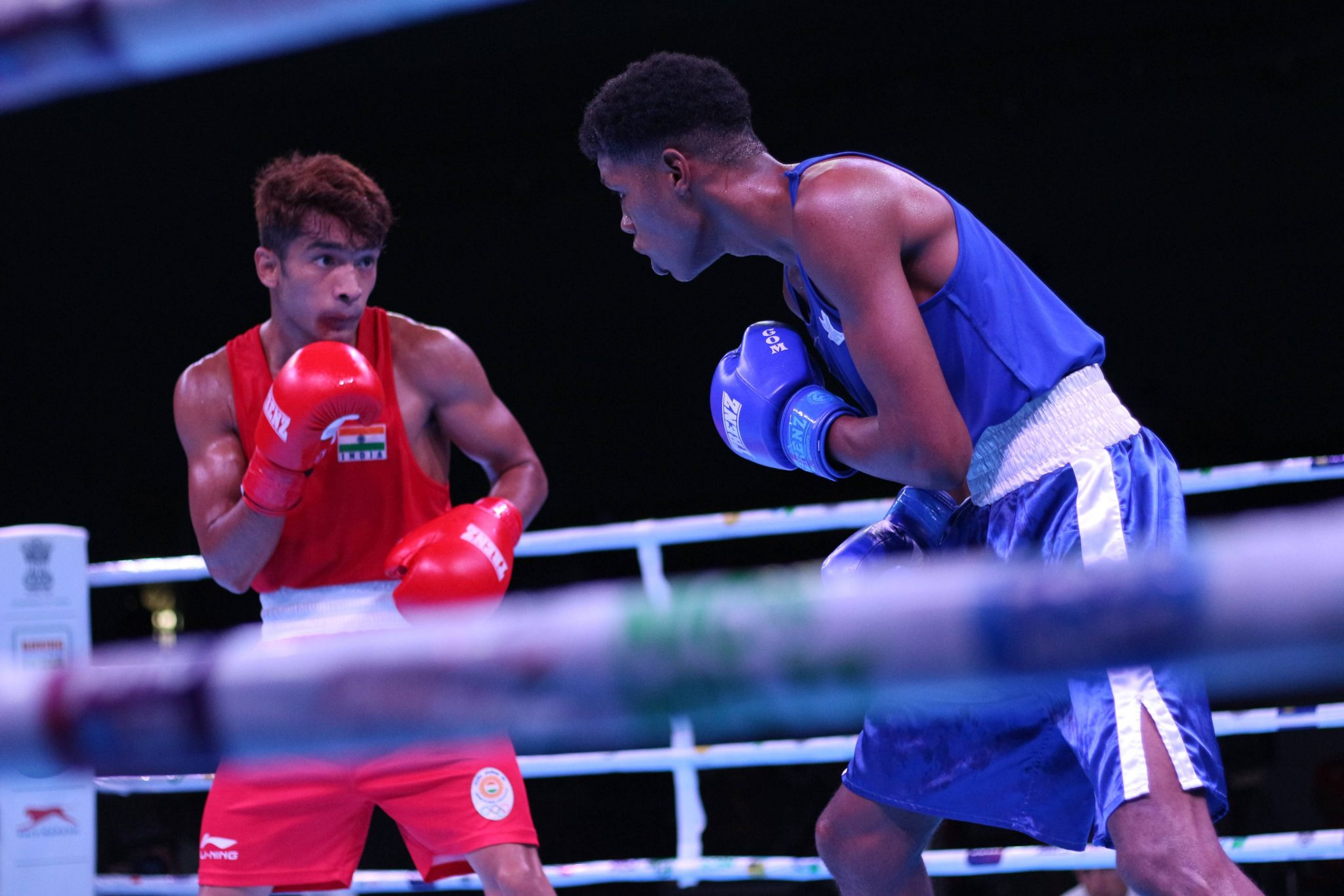 Shiva Thapa and Amit Panghal storms into India Open International Boxing semis