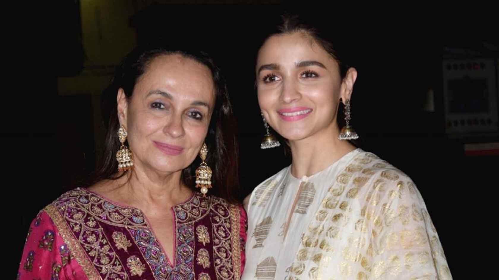 Soni Razdan Rubbishes The Ranbir Kapoor-Alia Bhatt Marriage 'Rumour'