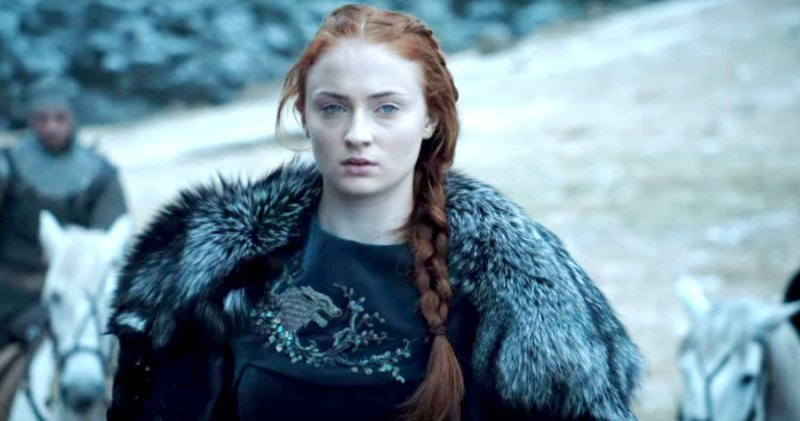 Sophie Turner Pens An Ode To Her 'GoT' Character