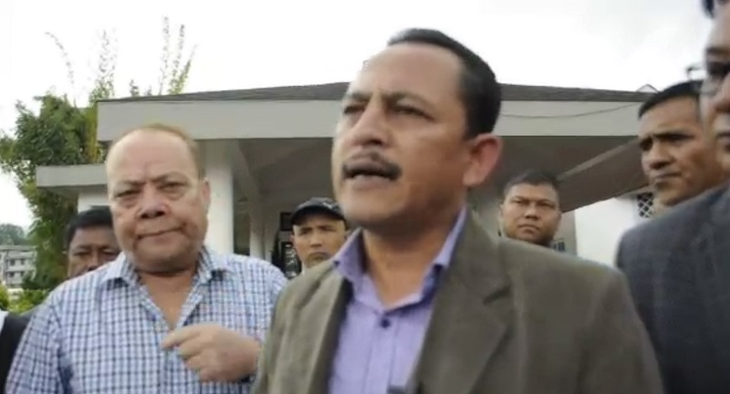 Meghalaya body Synjuk Ki Nongsynshar Shnong Ka Nongthymmai Pyllun demands changes to ST/SC list