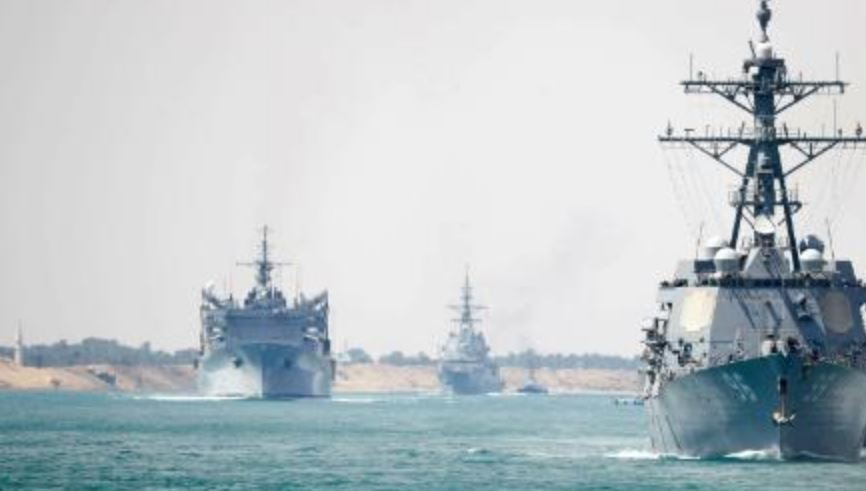 US Claims To Have Pics Of Iranian Ships Carrying Missiles