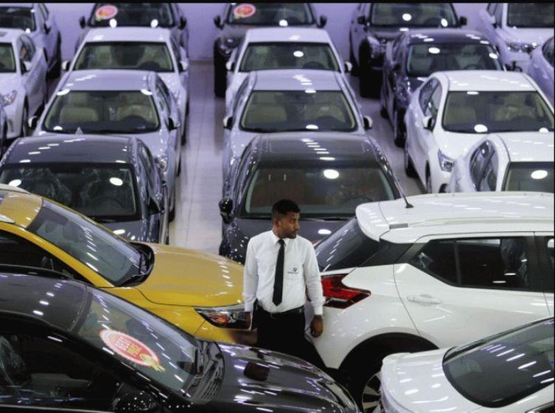 'Base Effect Dents April Passenger Vehicle Retail Sales'