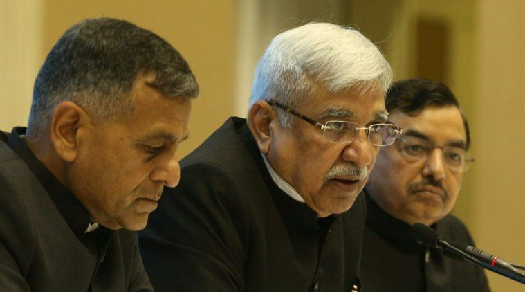 Eletion Commission removes Tripura West seat's Returning Officer Sandeep Mahatme