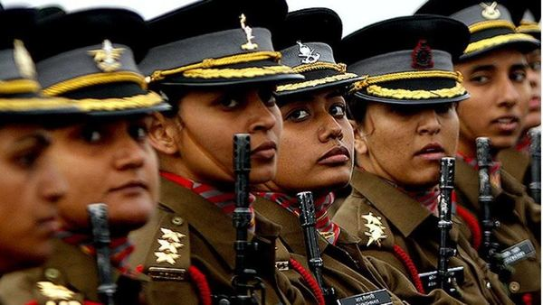 First-ever Women Military Police recruitment in northeastern region