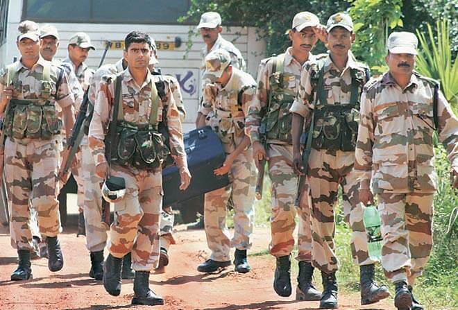 Arunachal requisitions 38 companies of central paramilitary forces for counting of votes on May 23