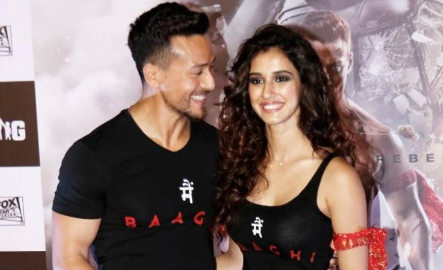 Disha Patani On Dating Tiger Shroff