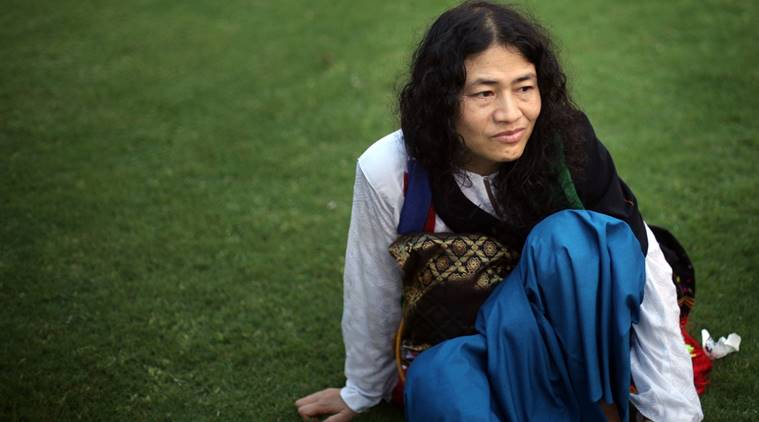 Iron Lady Irom Sharmila Gives Birth To Twins on Mother's Day