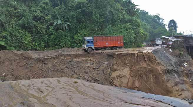 Fifty per cent work of National Highway-415 complete: Road builder TK Engineering