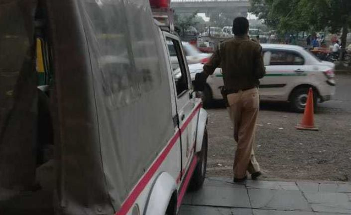 Illicit Imported Liquor Seized In Punjabi Bagh, Delhi