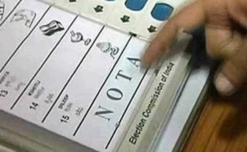 13, 283 Voters In Arunachal Pradesh Opt For 'None of The Above' (NOTA)