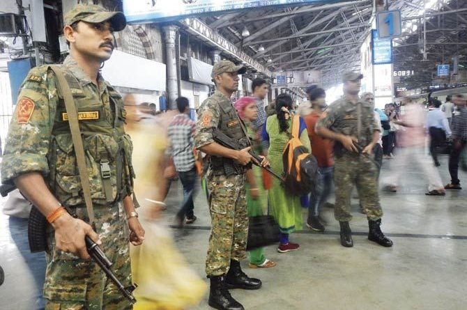 57 touts arrested during special drive conducted at many places by NFR Railway Protection Force in 2018