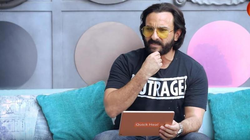 Saif Ali Khan Prefers 'Kebabs' Over Being 'Nawab'