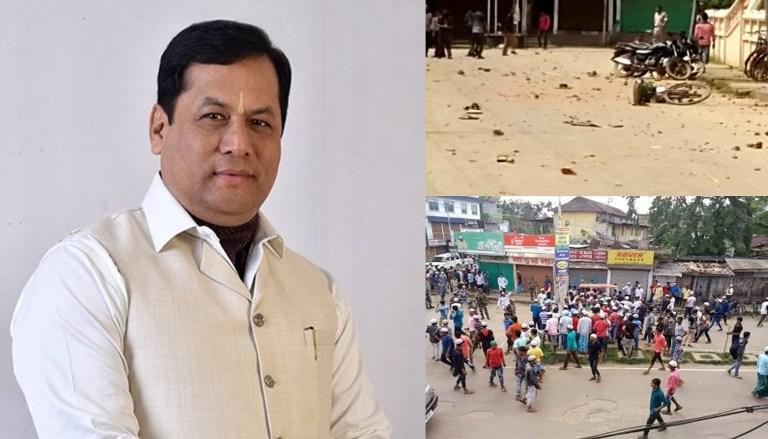 Chief Minister Sarbananda Sonowal orders probe in Hailakandi Incident