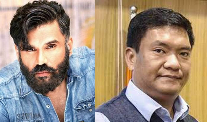 Bollywood Actor Sunil Shetty Keen To Tap State's Talents, Beauty