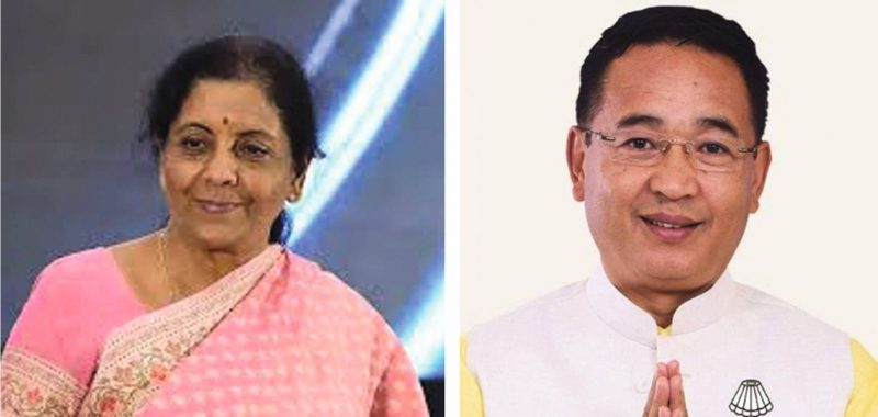Sikkim Chief Minister Prem Singh Tamang Moves Centre Over Fund Crisis