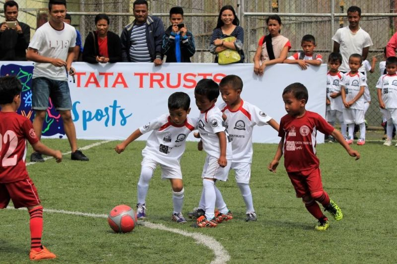 Greater Guwahati Baby League concludes and GTC Rhinos, Sarusajai Hawks and NFRSA Crows clinched the title of their respective categories