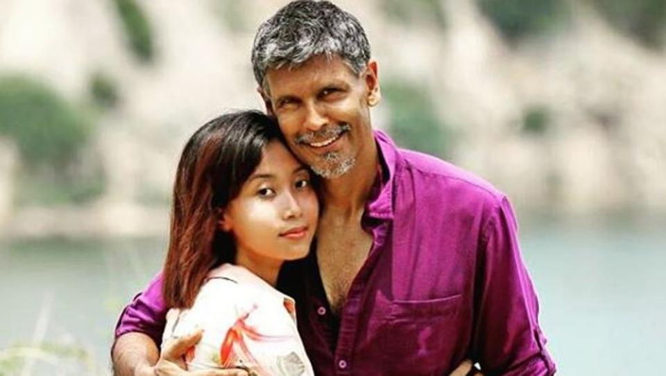 Ankita Konwar reveals how she had to cope up with her past while meeting Milind Soman