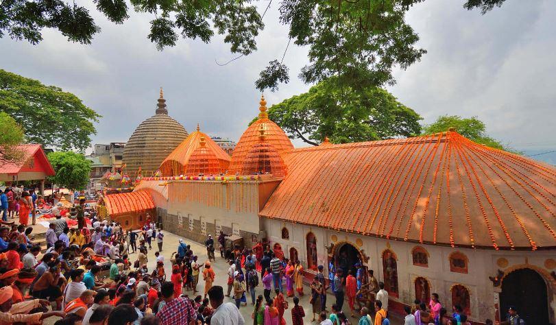 Drive To Make Kamakhya Temple A Plastic-Free Zone