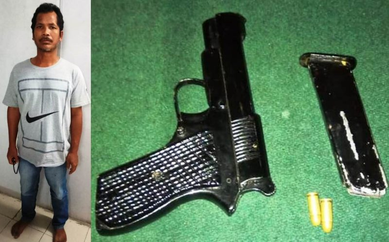 HPC Henchman Held In Silchar;  Arms And Ammunition Recovered