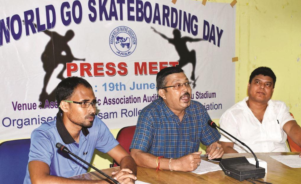 Assam Roller Skating Association To Celebrate Roller Skateboarding Day