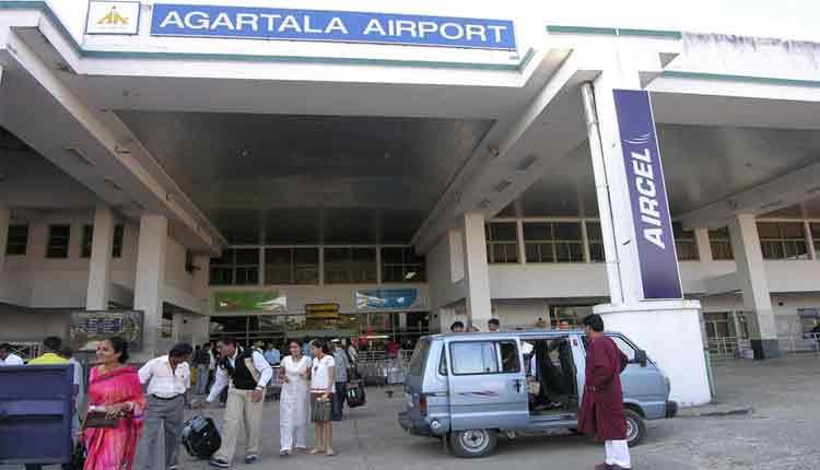 Agartala's Maharaja Bir Bikram Airport