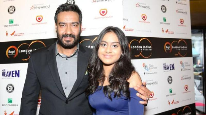 Ajay Devgn Stands By His Daughter Against Trolls, Says 'Those Who Do It Have A Petty Mindset'