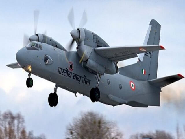 Rescuers Find Cockpit Voice Recorder Of Crashed AN-32