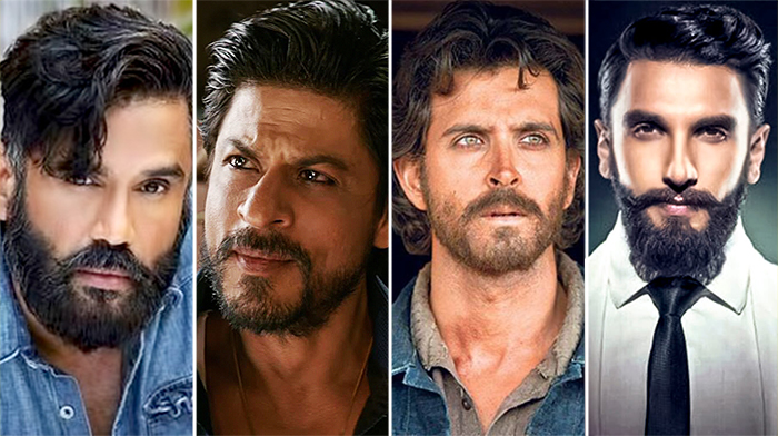 The Hero Is Bearded In Bollywood