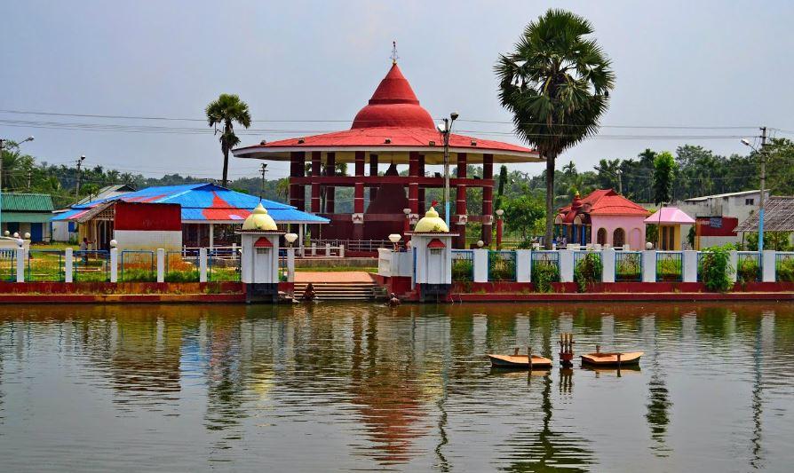 Tripura Prepares For Weeklong Kharchi Puja At Chaturdash DevataMandir