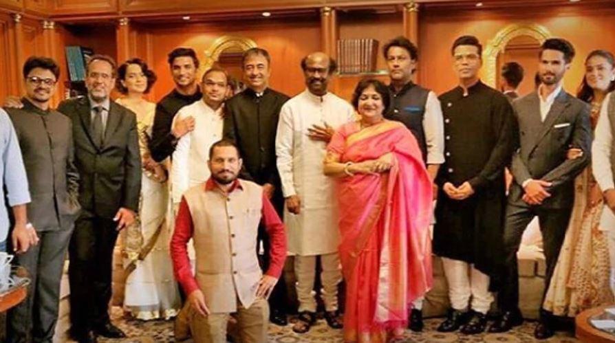 Film Celebrities At PM Narendra Modi's Oath-Taking Ceremony