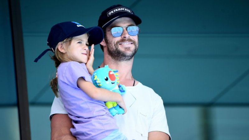 Why Chris HemsworthNamed His Daughter India - Here