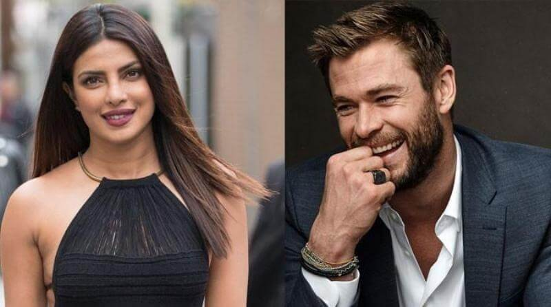 Willing To Work With Priyanka Chopra In Bollywood, Chris Hemsworth Says 'Send Me A Script And We'll Find Something Out'