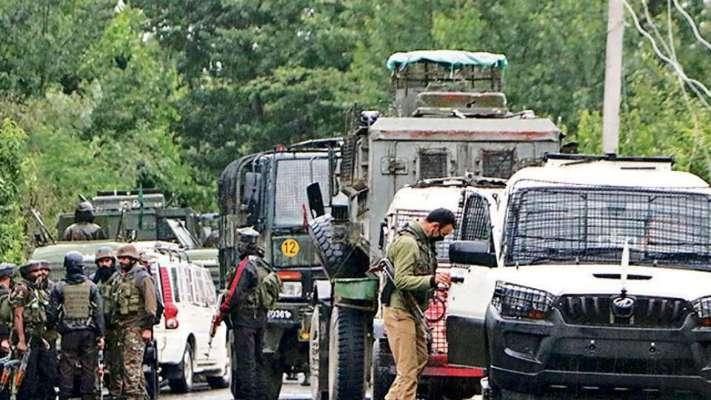 Indo Tibetan Border Police Destroys Maoist Camp In Chhattisgarh