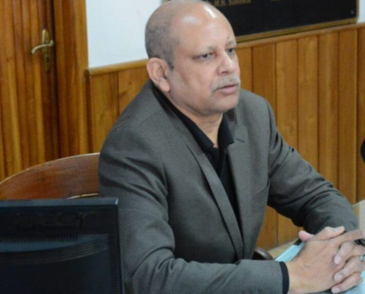 Dima Hasao Deputy Commissioner Amitabh Rajkhowa appreciates villagers for their cooperation