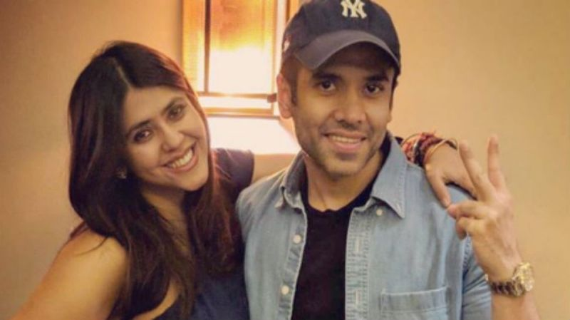The Kapil Sharma Show: Ekta KapoorReveals She Once Called The Cops After Fighting With Brother Tusshar